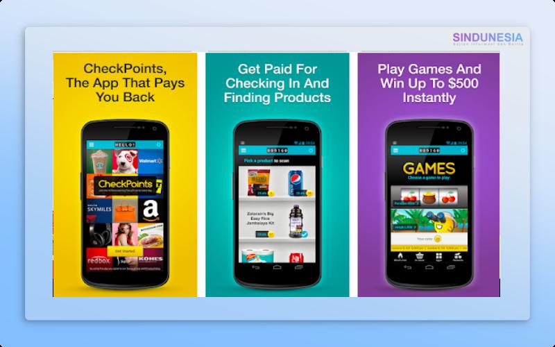 CheckPoints Reward App