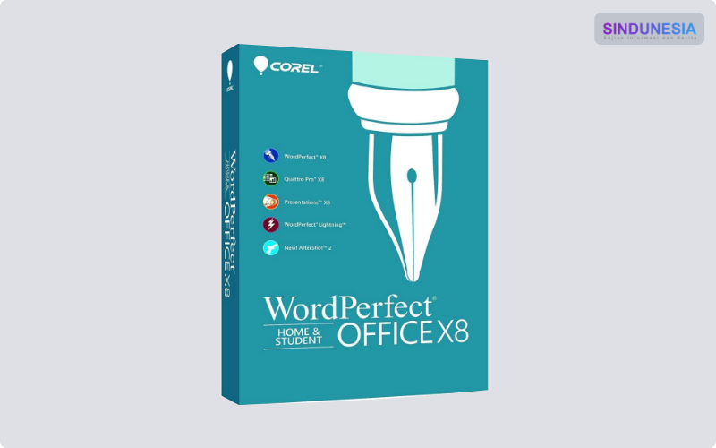 Corel Word Perfect