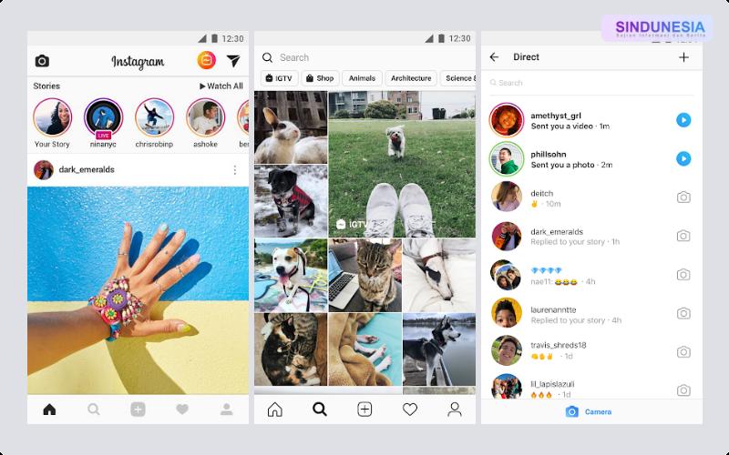 Instagram Aplikasi Paling Berguna