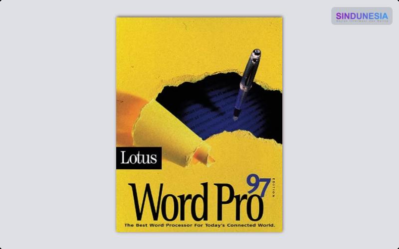 Lotus Word Pro