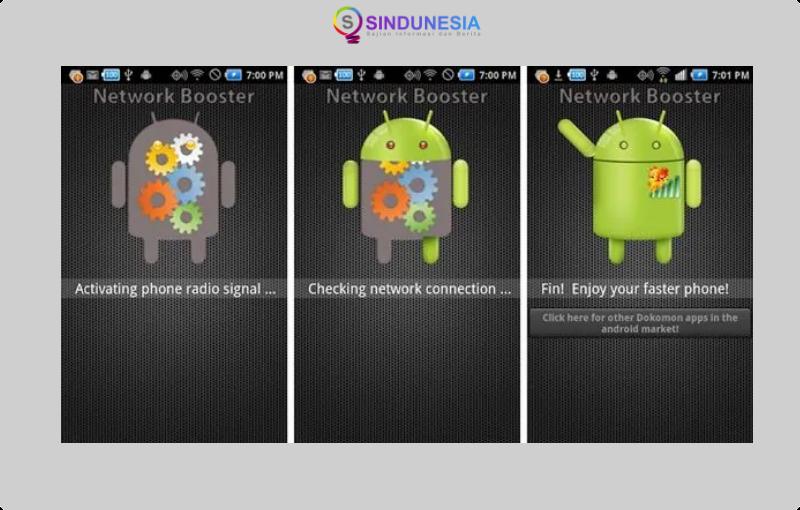 Network Booster Free aplikasi