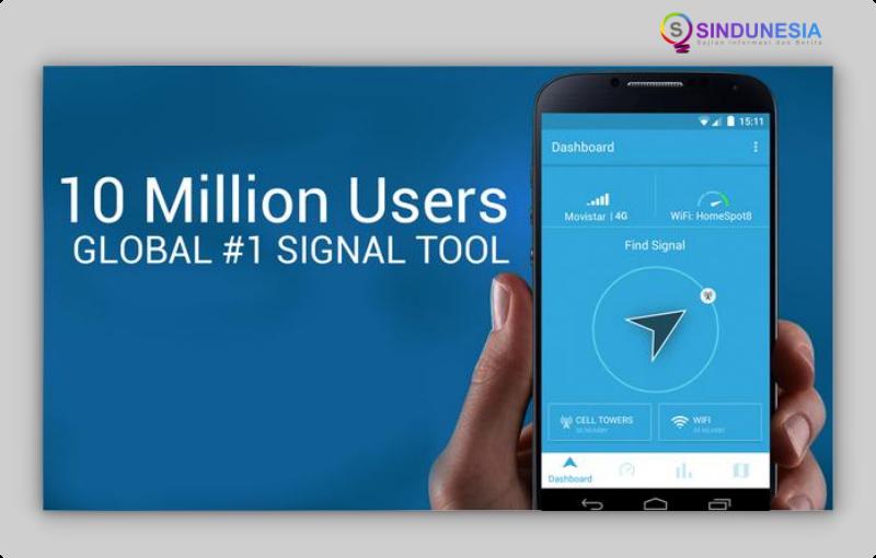 OpenSignal aplikasi