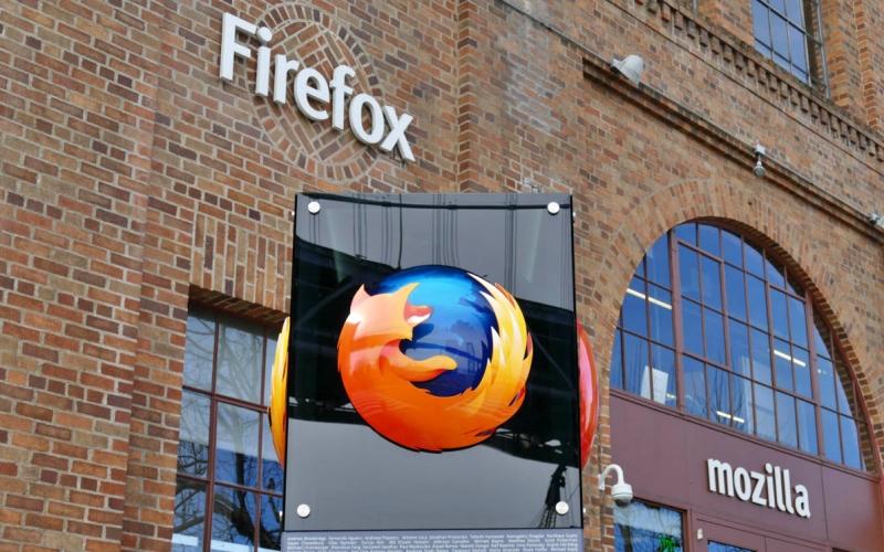 Sejarah Mozilla Firefox