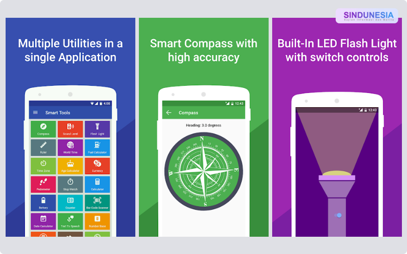Smart Tools – EZHIL Aplikasi Paling Berguna