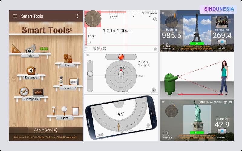 Smart Tools Aplikasi Paling Berguna