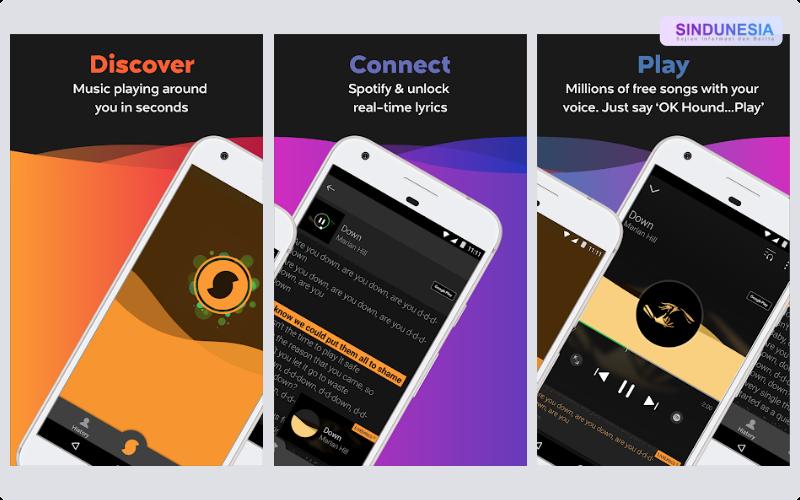 SoundHound Aplikasi Paling Berguna
