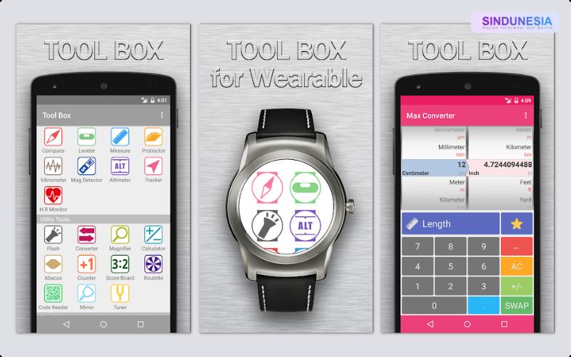 Tool Box Aplikasi Paling Berguna