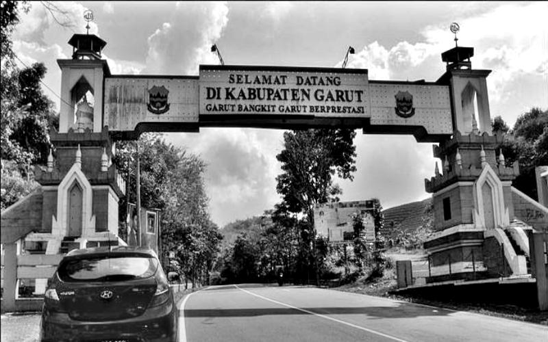 Sejarah Kabupaten Garut