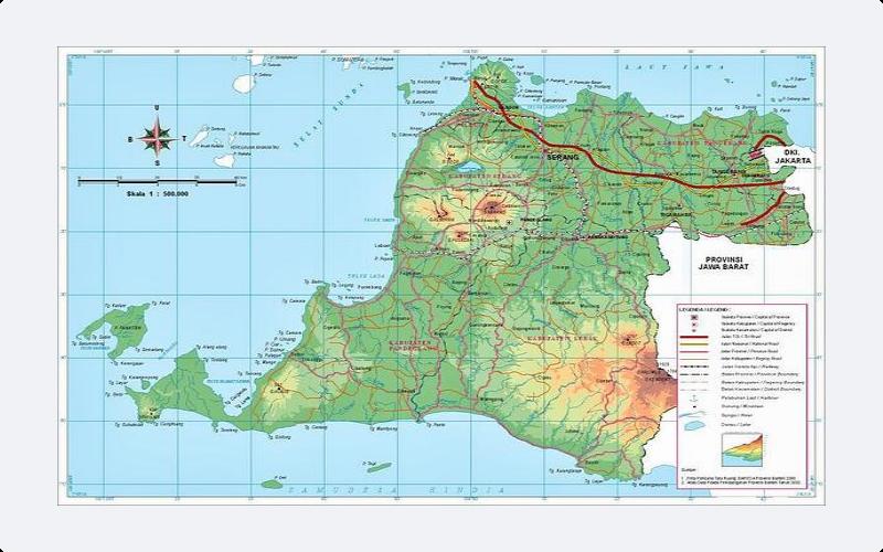 jenis peta berdasarkan skalanya