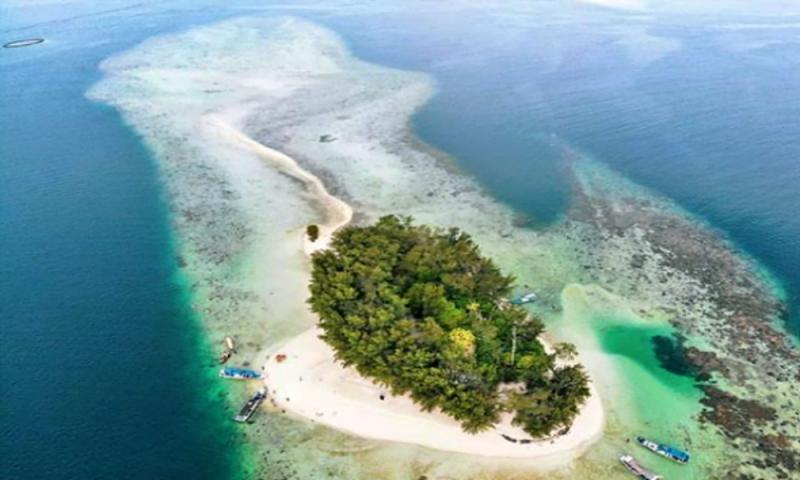 wisata pulau dolphin