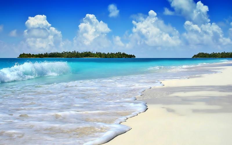 Pulau dolphin tak berpenghuni