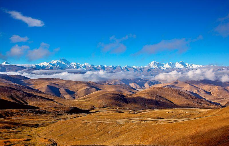 dataran tinggi tibet