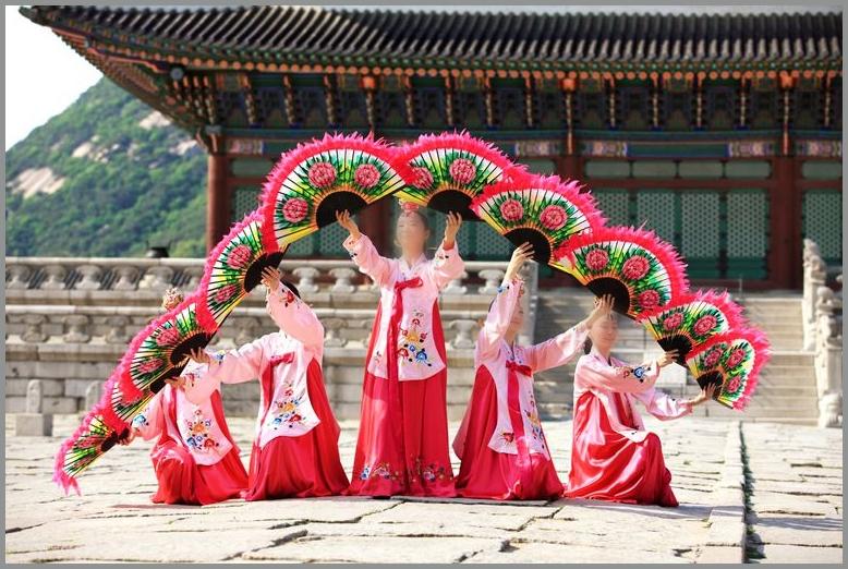 Budaya Korea Selatan