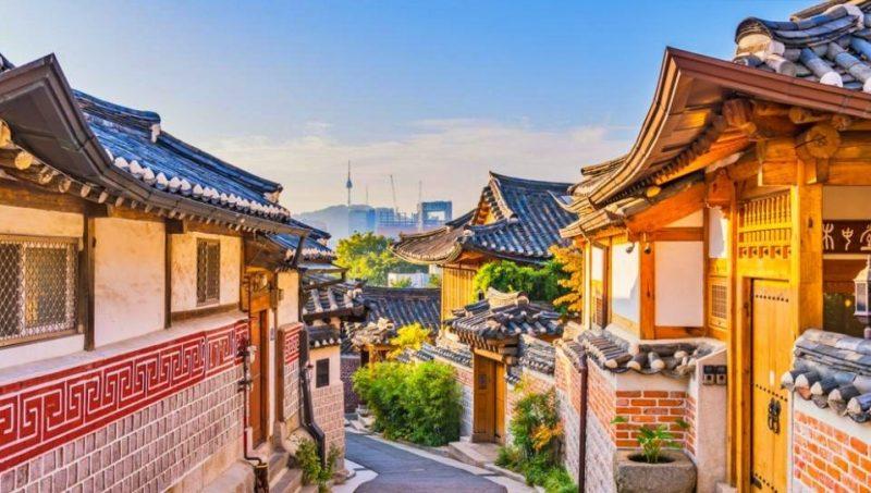 Desa Buckhon Korea Selatan