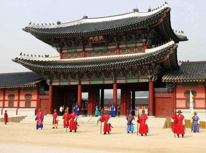 Istana Gyeongbokgung