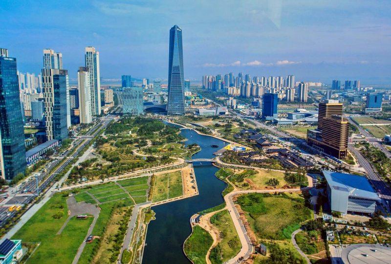 Kota Penting di Korea Selatan