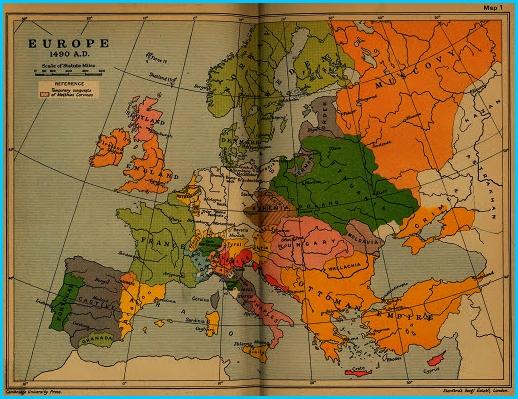Sejarah Singkat Eropa