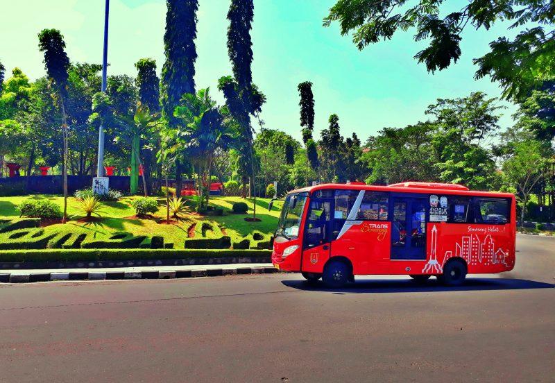 Transportasi Jawa Tengah