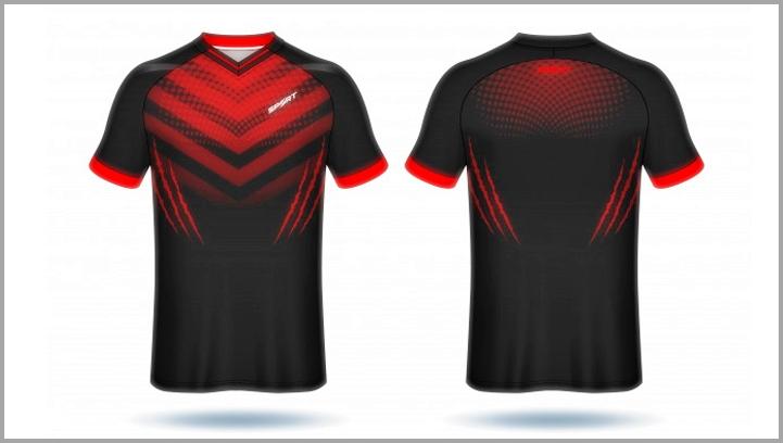 Desain Kaos Olahraga Keren2