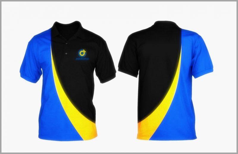 Desain Kaos Sport Terbaru