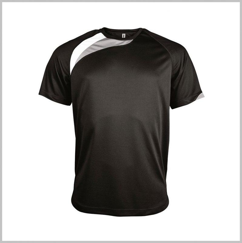 Model Kaos Olahraga Lengan Pendek
