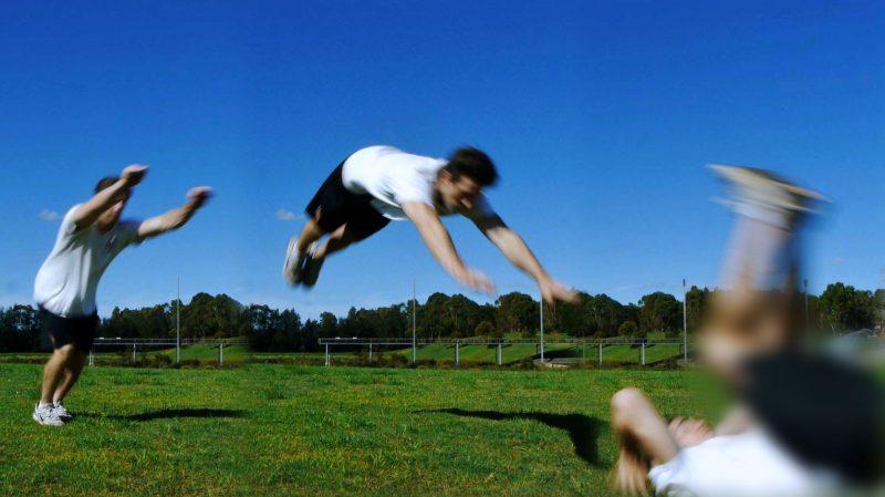 Teknik Dasar Lompat Harimau