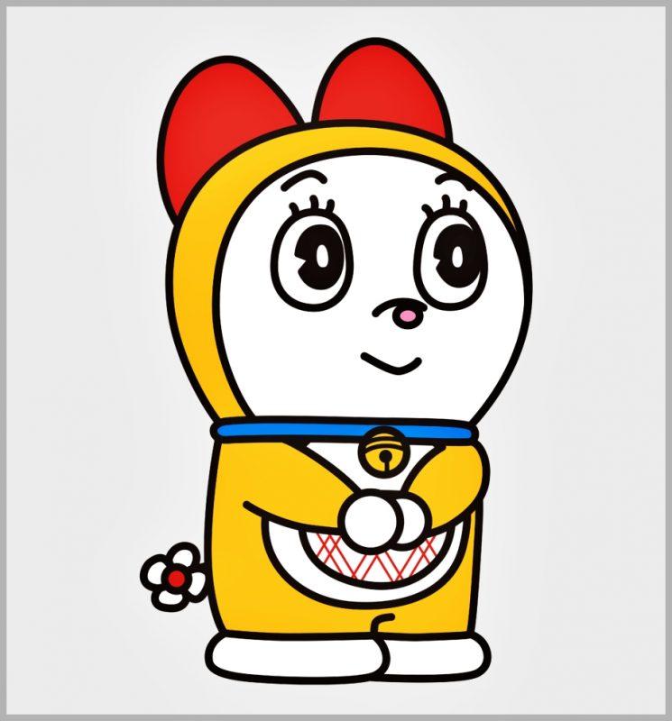 Tokoh Tokoh Utama Film Doraemon Dorami