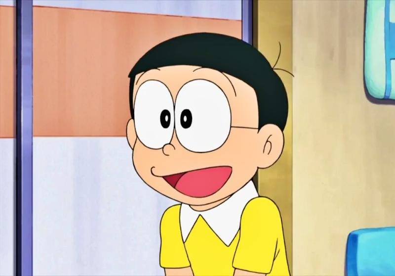Tokoh Tokoh Utama Film Doraemon nobita nobi