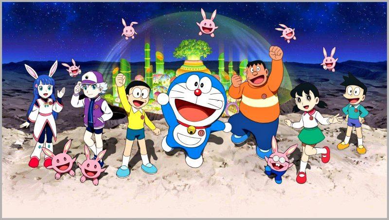 Tokoh Tokoh Utama Film Doraemon3