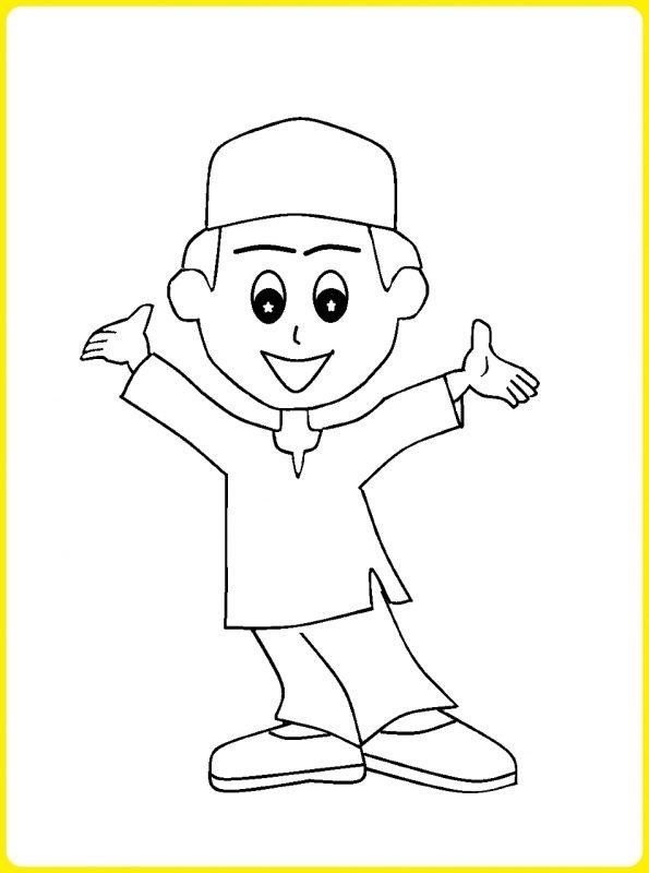 Aneka Gambar Anak Sekolah Kartun Untuk Menunjang Kreativitas