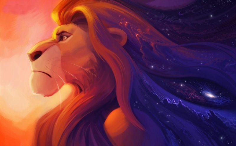 Singa Bersurai Sangat Panjang