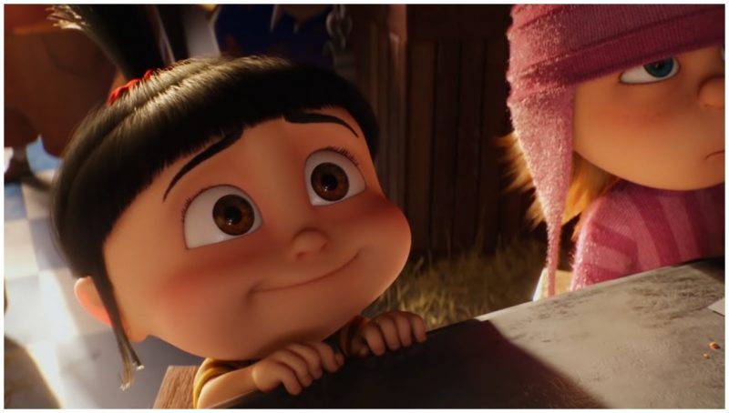 gambar kartun lucu gadis kecil