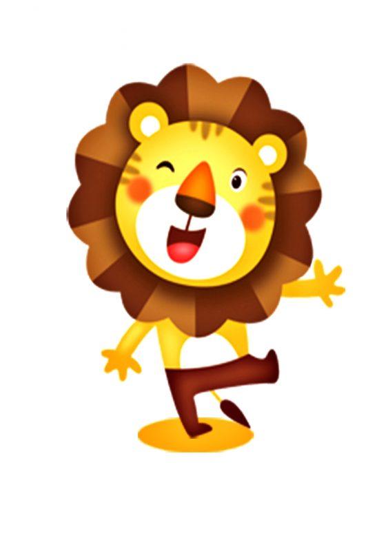gambar singa bercelana panjang