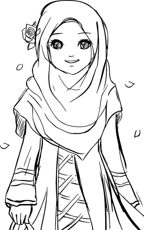 Barbie Muslimah Cantik