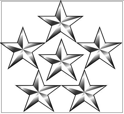 Gambar Sketsa Bintang
