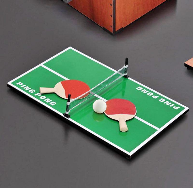 Peraturan Tenis Meja (Meja)