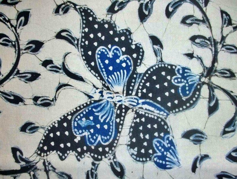 Sketsa Batik Fauna