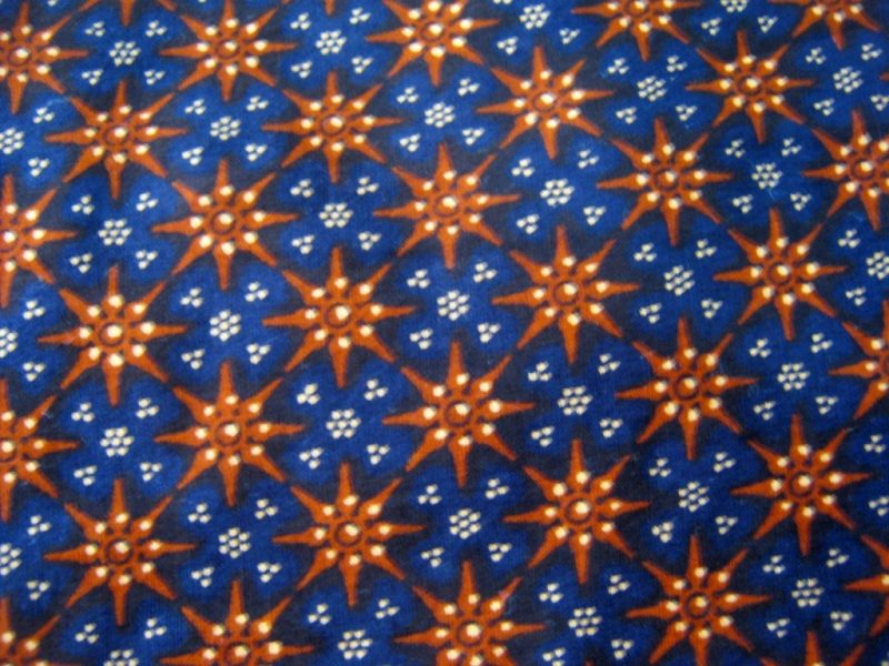 Sketsa Batik Tradisional