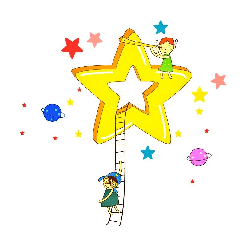 Sketsa Bintang Kartun
