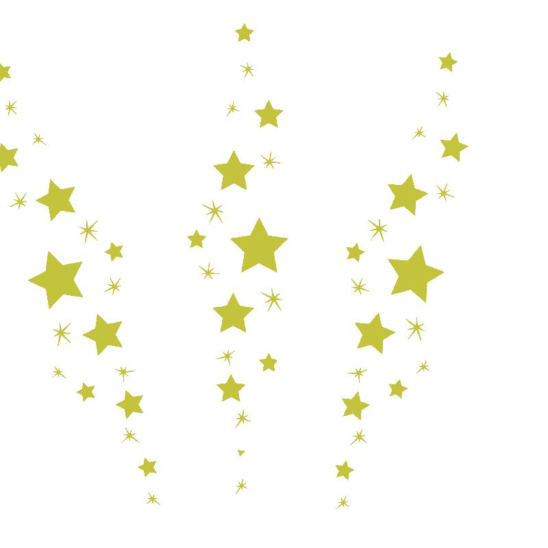 Sketsa Bintang Kecil