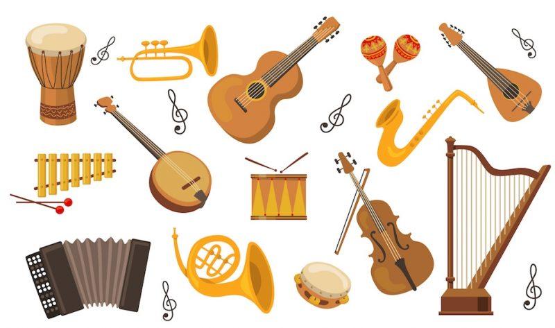 Musik Dan Iringan Tari Tandak