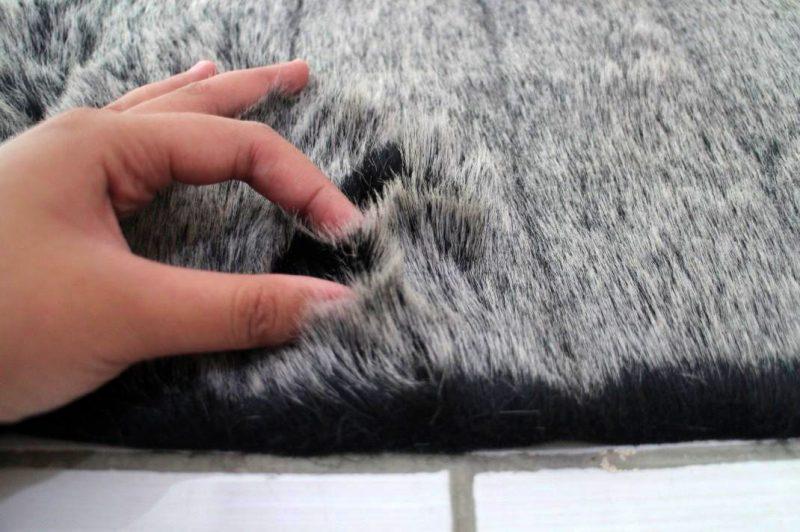 Kerajinan Serat Hewan Bulu Serigala