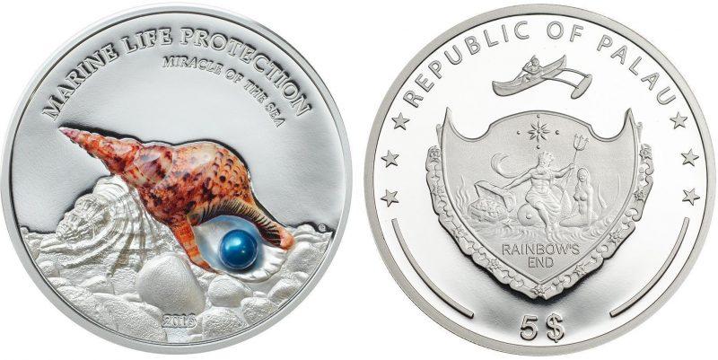 Koin Freshwater Pearl Palau