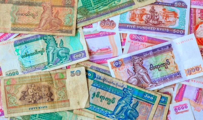 Mata Uang Burma Myanmar