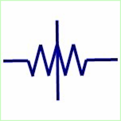 Simbol Listrik Attenuator