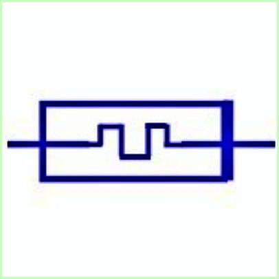 Simbol listrik Memristor