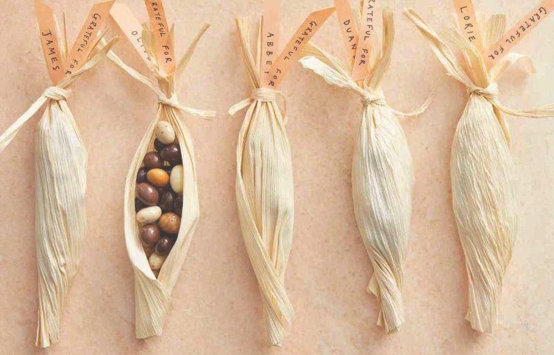 contoh kerajinan dari kulit jagung