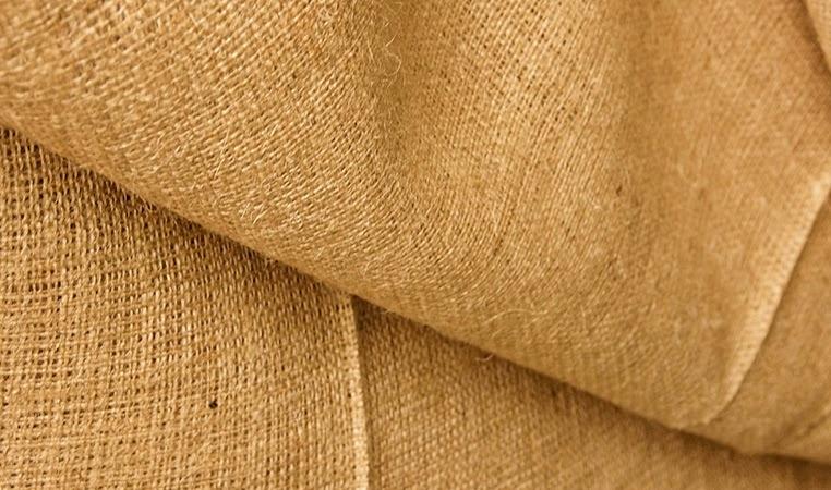 kerajinan dari serat tumbuhan serat goni