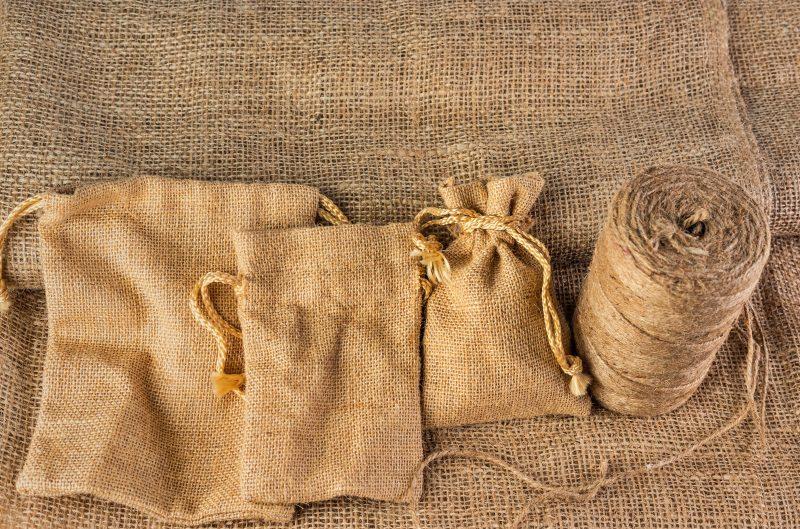 kerajinan dari serat tumbuhan serat henep