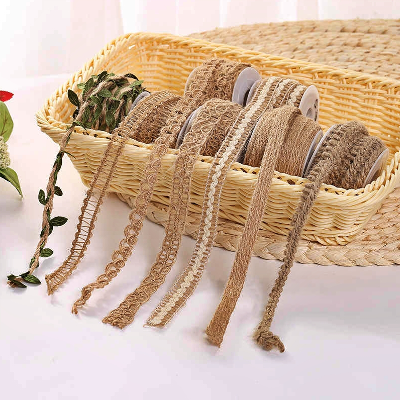 kerajinan dari serat tumbuhan serat rami